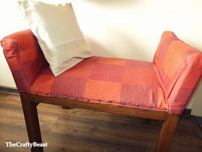 refashioned stool