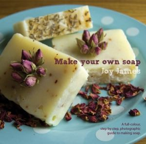 Make your own soap (using goat's milk)
