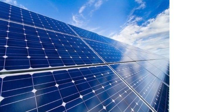 Kita Solarpower Plant Solar Panels