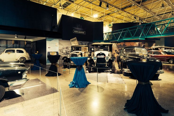Motor Nation Exhibition at #MOTAT #Exhibition  #Functions #Unique #Events #Corporateevents #Vintagecars #Motornation #cocktail #Party www.motat.org.nz