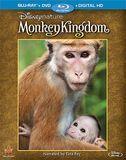 Disneynature: Monkey Kingdom [Blu-ray/DVD] [2 Discs] [2015]