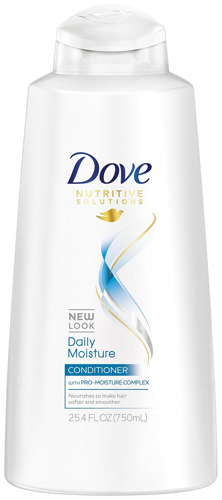 Dove Conditioner, Daily Moisture 25.4 oz