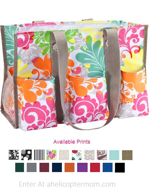 Thirty-One Organizing Utility Tote Bag   Free offer   Ask me how  Offer ends 3-31-13