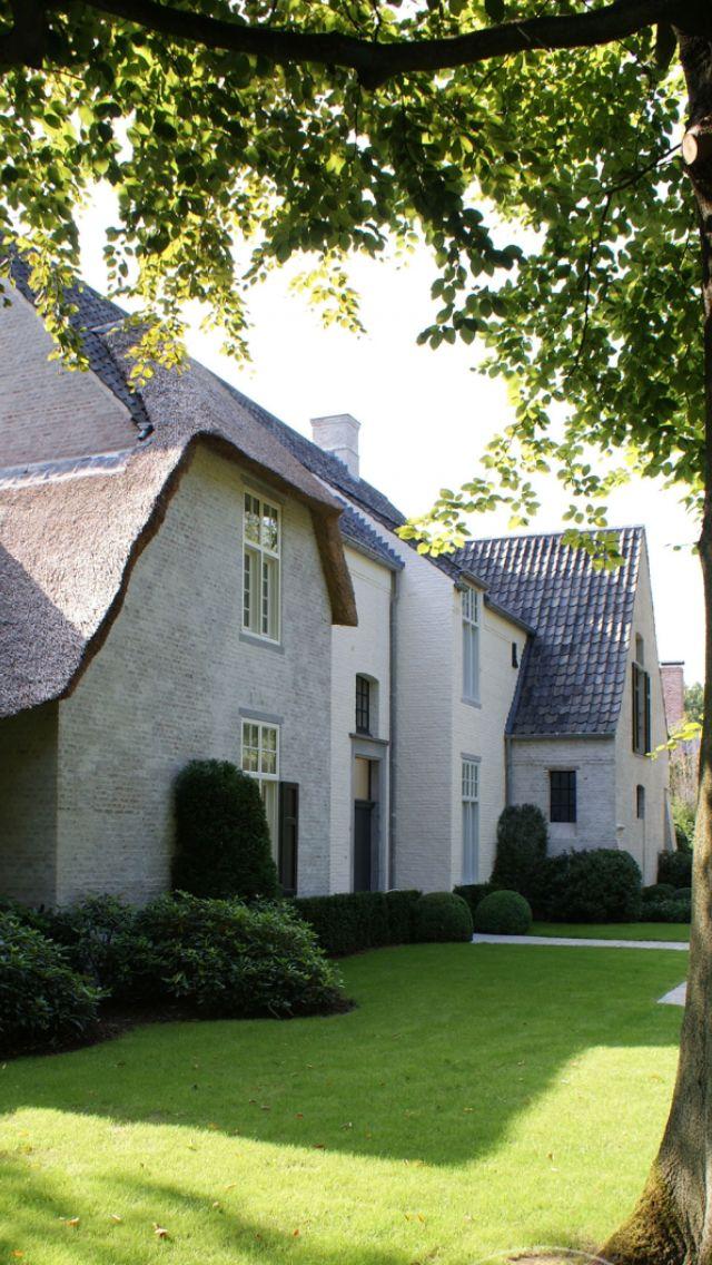 25 beste idee n over landelijke stijl huizen op pinterest for Huizen ideeen