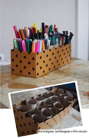 Fallait y penser ... paint brushes