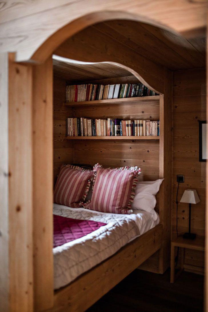 Chalet Enora is perhaps the coziest alpine home | PUFIK. Beautiful Interiors. Online Magazine