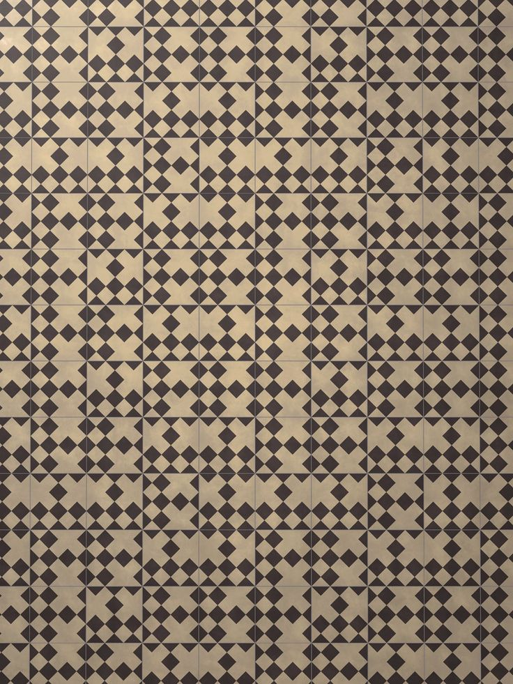 From the India Mahdavi/Bisazza collaboration, a series of cement tiles that unabashedly nod to the 70's and tribal patterning. Hats off. They kinda blew the door wide open.