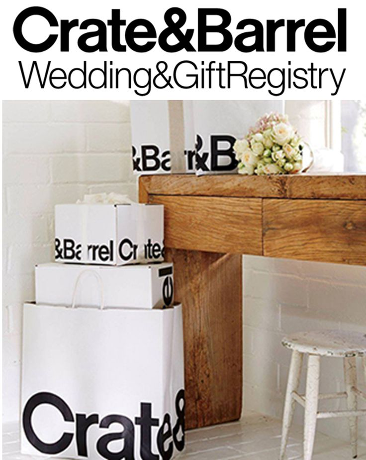 1000 ideas about wedding gift registry on pinterest for Top places for wedding registry