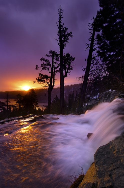 Eagle Falls Hike In Lake Tahoe Luxury Vacation