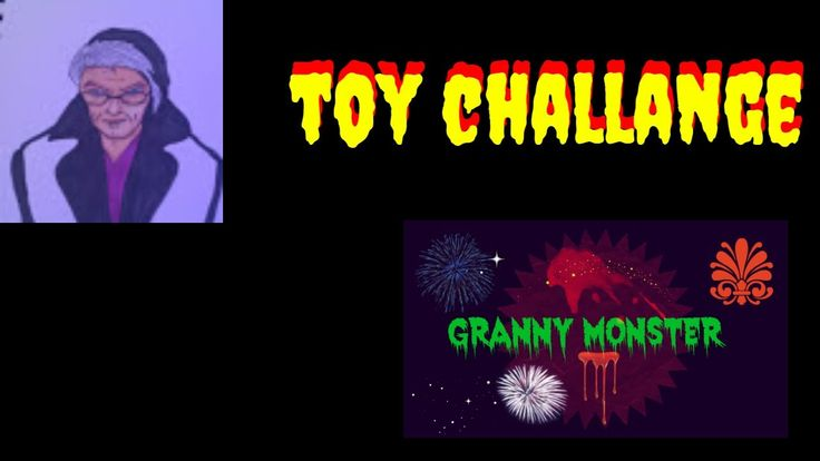 Toy Challenge Welcome to Granny Monster Channel on You Tube History of toys. Objects with human and animal forms that may have been toys have been found in deposits from ancient Sumer dating to 2600 bc. The earliest-known written historical mention of a toy comes from about 500 bc in a Greek reference to yo-yos made from wood metal or painted terra-cotta. Challenge found on Pet Monsters channel: https://www.youtube.com/channel/UCOZGqwNT2v2YRgCv-ameRwg