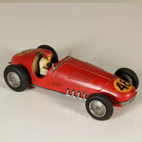 Macchina da corsa Ingap Padova. Codice vettura 301. Mancanze: parabrezza, volante, sportello batterie.