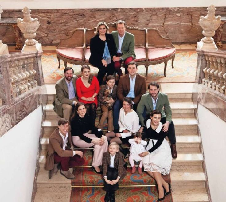 New photos released to celebrate the 60th birthday of Grand Duchess Maria Teresa - March 2016
