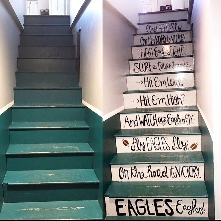 Anyone else still on 9 over the #Eagles ?! Here's a throwback of the fight song I was hired to paint! . . . . . #philadelphiaeagles #eaglesfightsong #flyeaglesfly #phillyartist #paint #create #design #art #artistofinstagram #neverstopcreating #calligraphy #acrylicpainting