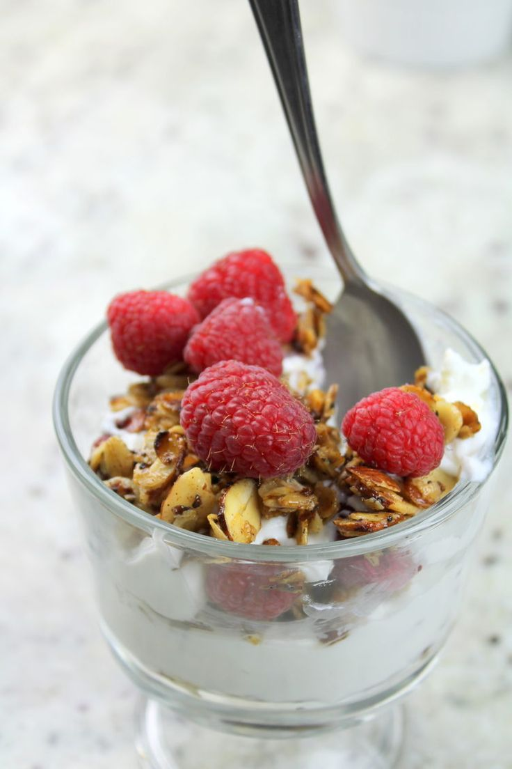 Perfect Yogurt Parfait