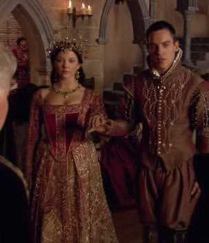 Anne Boleyn and Henry Tudor