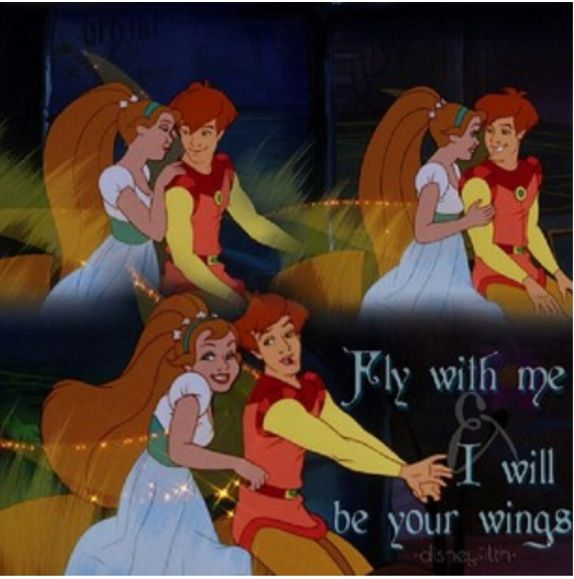 Thumbelina. I love this song SO much!!!