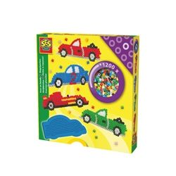 4+ Cars Set - Jocuri Creative Ses