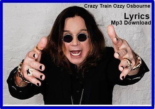 download ozzy osbourne crazy train mp3 free