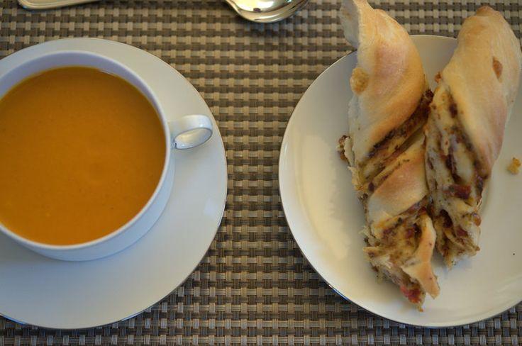 Perfect accompanimentwith Soup.