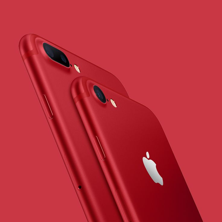 Apple announced a special edition iPhone 7, with a vibrant red aluminum finish, a crowning achievement in Apple's partnership with (RED). Every purchase of this special edition (PRODUCT) RED iPhone – available starting on 24 March – means a contribution to the Global Fund.
