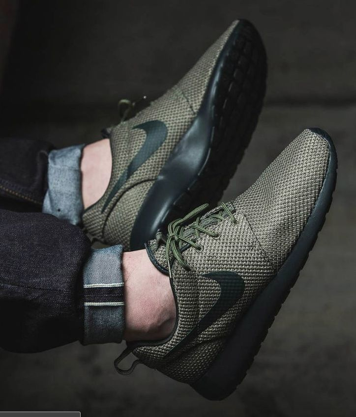 Military Nike Roshe Run