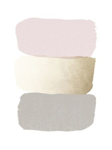 Pintrest is Going Crazy For These Colors; Rose Quartz and Lilac Grey