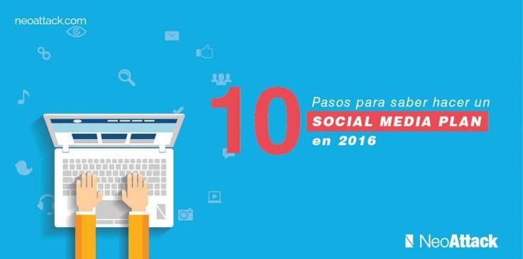 Como hacer un Plan Social Media en 2016