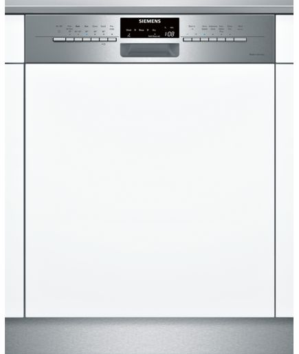 Siemens semi-integrated dishwasher SN56M582AU