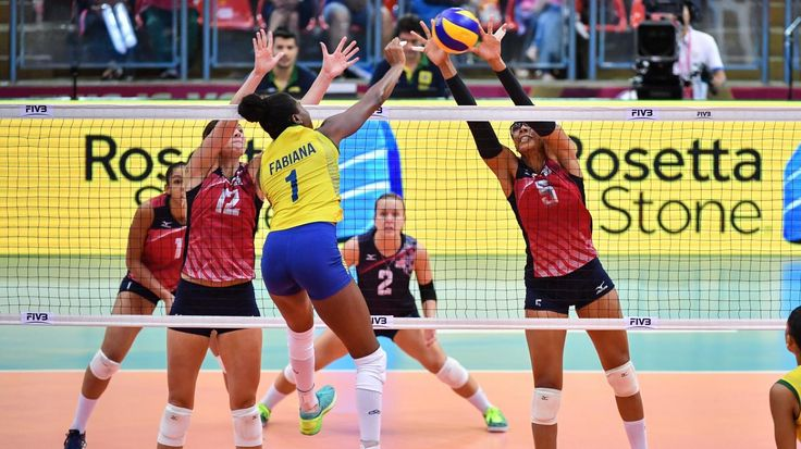 2016 Rio Olympics Volleyball TV Schedule