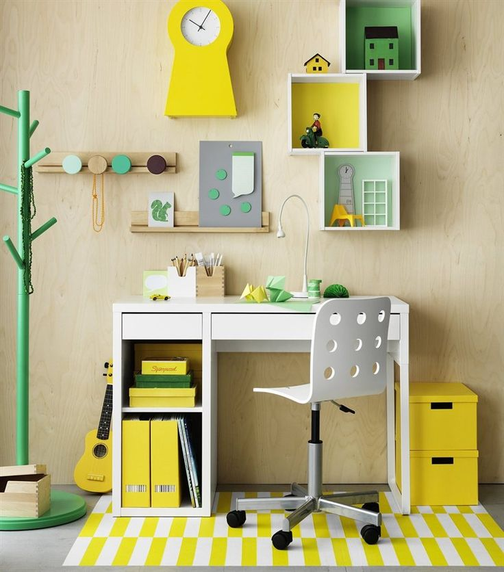 Give kids the workspace they need