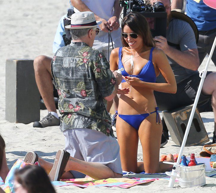 Pin for Later: You've Never Seen Aubrey Plaza Like This Before — in a Bikini!