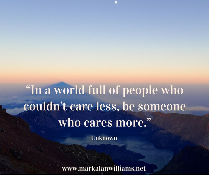 i care so much.