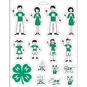 New 4-H Family Car Decals!Dont Forget, Cat, Families Windows, Families Stickers, 4 H Crew, Families Cars, 4 H Families, 4H Families, Families Vehicle