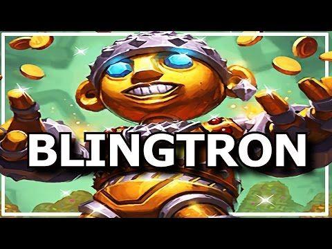 Hearthstone - Best of Blingtron 3000 - YouTube