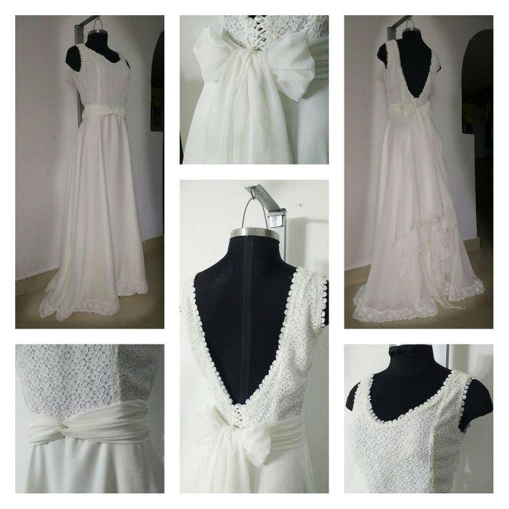 #Moda #vestido #novia