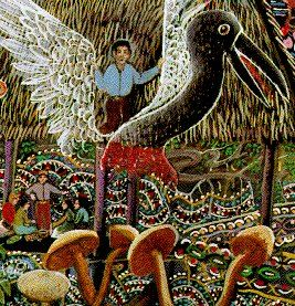 The Ibogaine Dossier. Ayahuasca. Plant of the Gods. stunning art.
