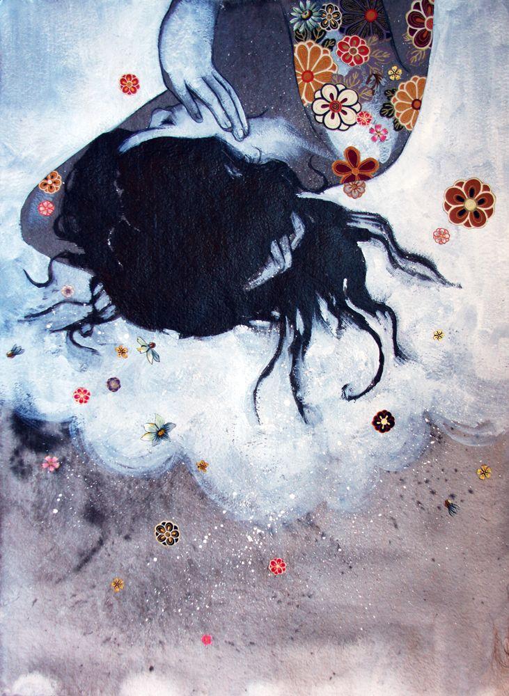 """""""A dreamy Mess"""" © Stasia Burrington"""