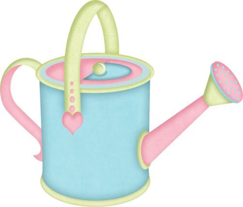 Watering Can Images About Clip Art Garden Clipart On 2 Garden Clipart Watering Can Sweet Springs