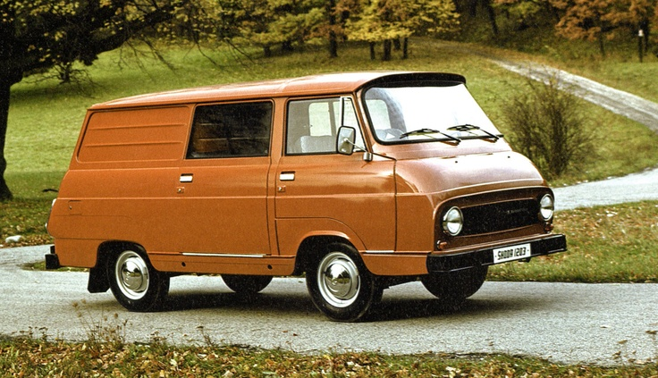 Škoda 1203 [1968–now]
