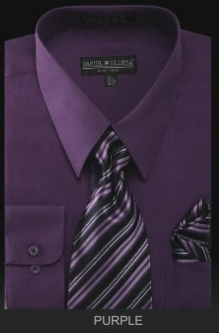 Nice idea for a shirt and tie. My man likes dark colours so he would like this.