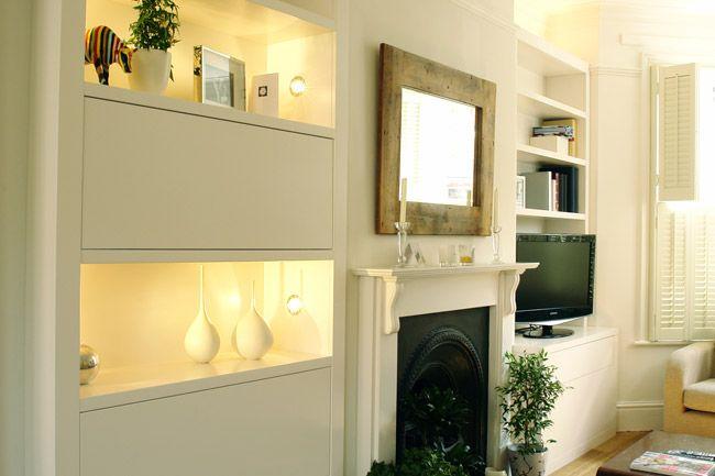 45 best Open Plan Storage images on Pinterest   Living room ideas ...