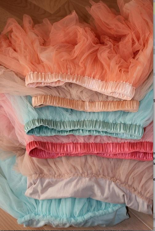 Colour inspiration.. Tutu du Monde