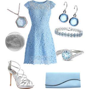 High Tea Outfit 53 - Natasha