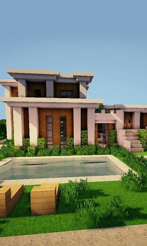 Modern building Minecraft Pocket Edition. 25  unique Modern minecraft houses ideas on Pinterest   Maisons