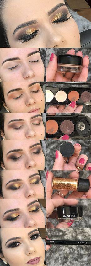 Maquiagem para madrinha de casamento - confira o passo a passo de uma linda maquiagem especial para madrinhas de casamento!