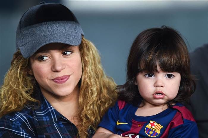 Shakira says 'growing up with a working mom' will help her sons be modern men