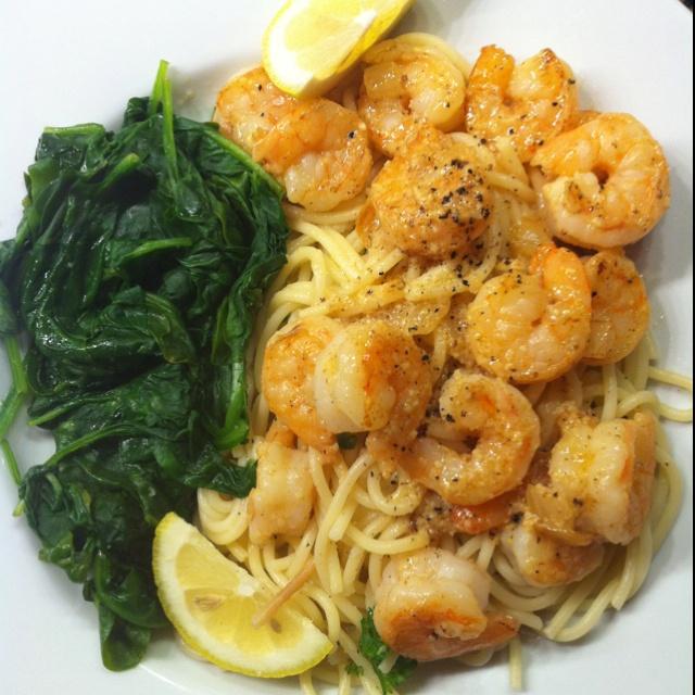 Shrimp scampi | Food | Pinterest | Shrimp