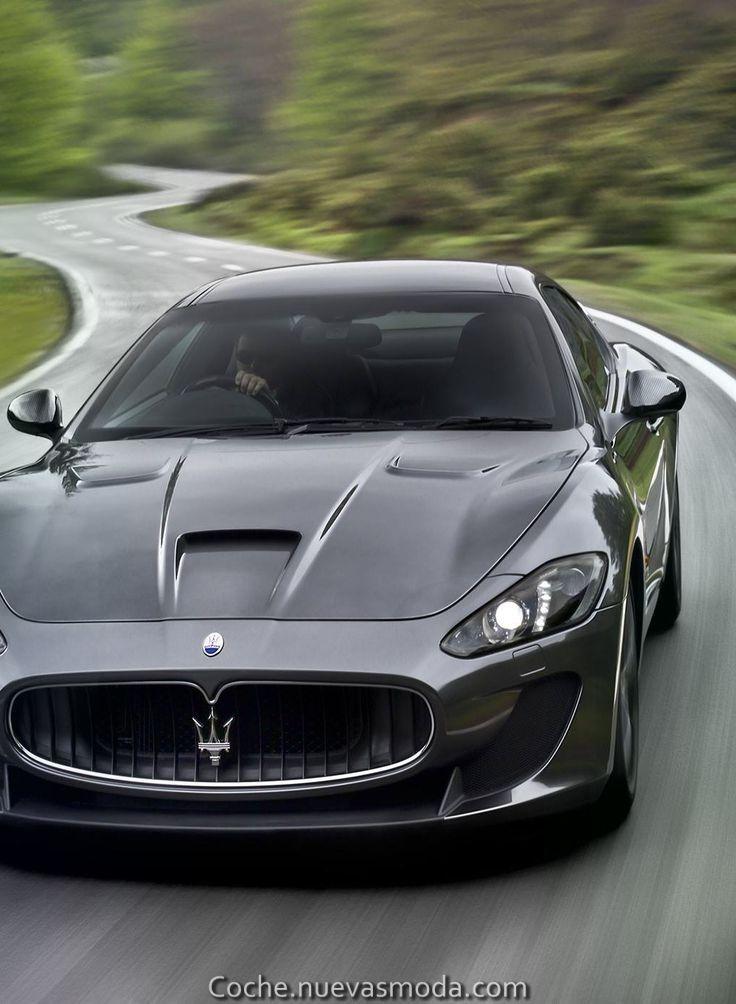 Asombroso Maserati Gran Turismo  – Último Coches