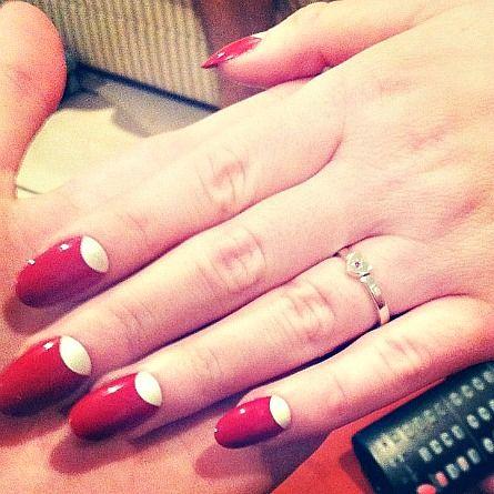 dita von teese manicure   ditavonteese dita von teese gorgeous teese us nails