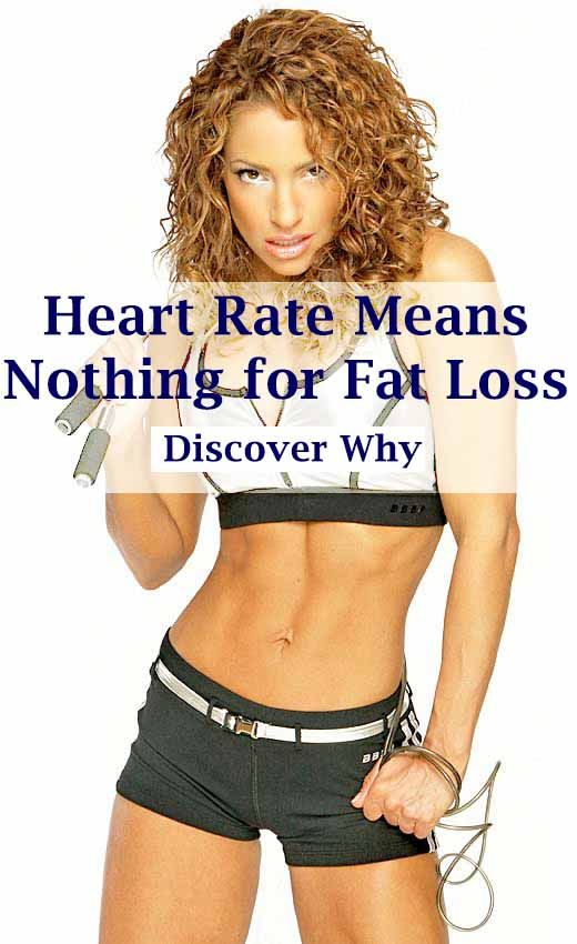 [Article] Discover why Heart Rate Means Nothing for Fat Loss #fit #women #body #transformation #bellyfat #fitover30